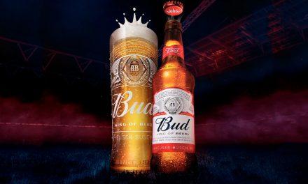 100 bières Bud dans 100 bars sportifs en France