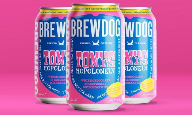 Brewdog et Tony's Chocolonely sorte une bière en édition limitée