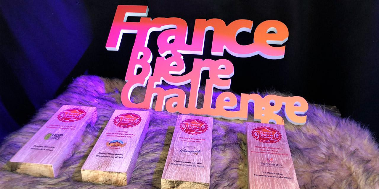 Les résultats du France Bière Challenge 2021