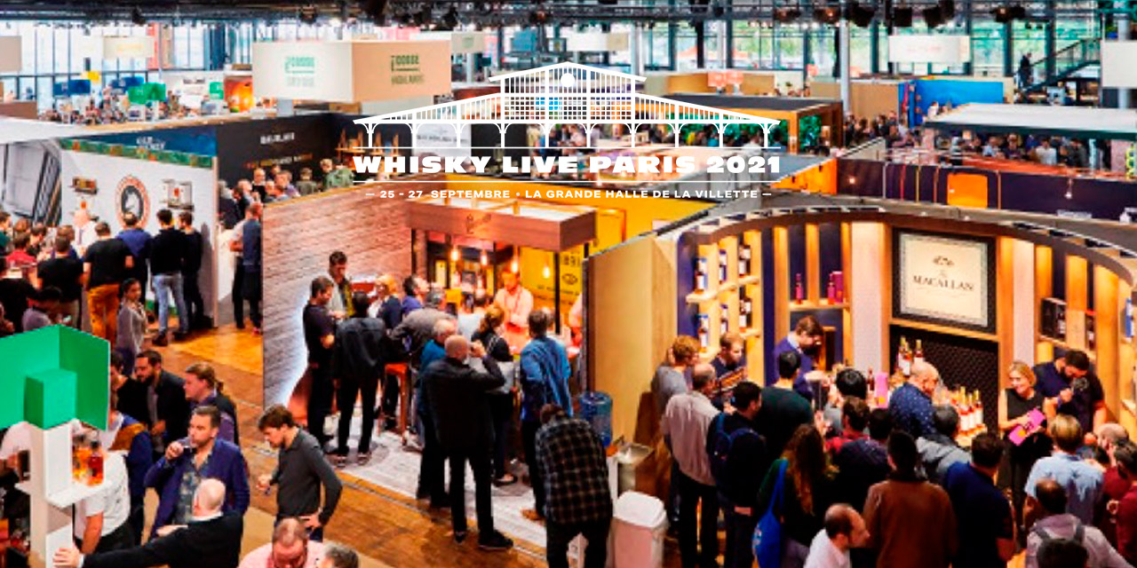 Whisky Live Paris et la Cocktail Street reviennent en septembre