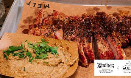 Foodpairing Ardbeg chez MELT en septembre