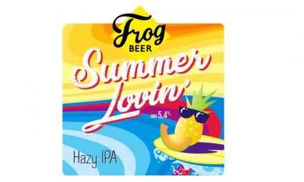 FrogBeer célèbre les beaux jours avec la Summer Lovin'