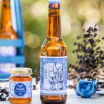 Terre de Pastel et La Garonnette s'associent pour une bière 100% Occitanie