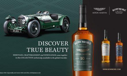 Bowmore et Aston Martin créent une série limitée