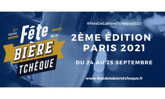 2e Fête de la bière tchèque à Paris