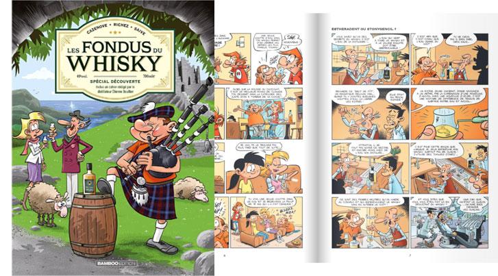 Les Fondus se sont mis au whisky