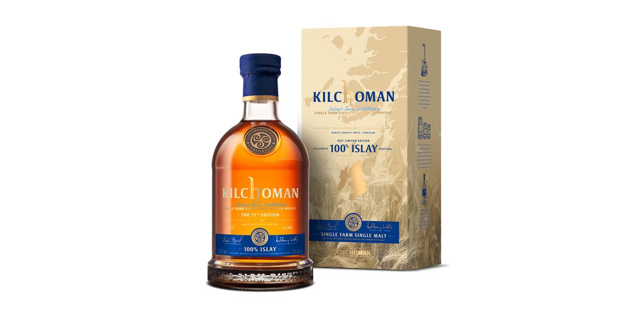 Kilchoman 100% Islay 11ème Edition est disponible