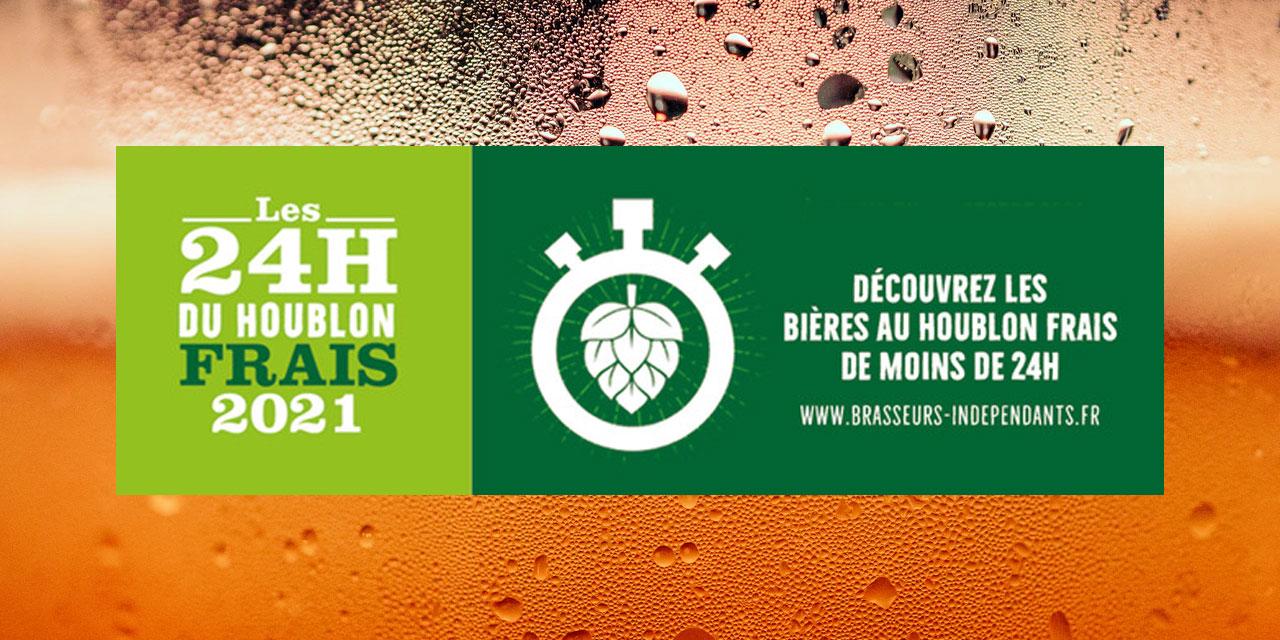 Les 24h du houblon frais, la nouvelle bière collaborative du SNBi