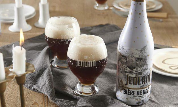 Jenlain présente sa Bière de Noël 2021